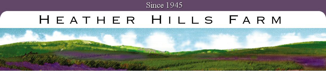 Heather Hills Farm - Speciality Honey & Preserves